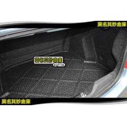莫名其妙倉庫【AG040小肥4D托盤】福特 2012 Ford New Fiesta 小肥精品配件空...