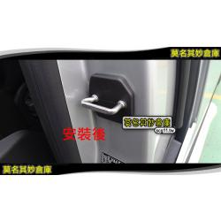 莫名其妙倉庫【TG012 車門鎖護蓋】Ford 福特旅行家 Tourneo Custom 2015 ...