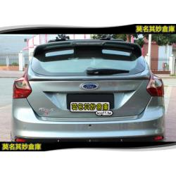 莫名其妙倉庫【FU009 中尾翼5D】2013 Ford New Focus MK3 ST RS 5...